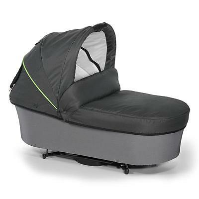 Hartan Folding Bag Carrycot Baby Bath Tub 943 Black White Limone