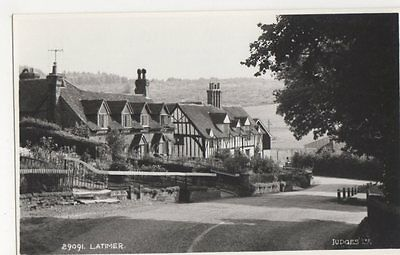 Latimer, Judges 29091 Postcard, B341