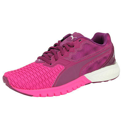 Puma WNS IGNITE DUAL Chaussures de Running Femme Violet