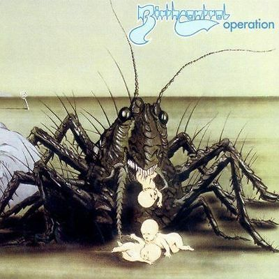 birth control - operation  vinyl LP re-release