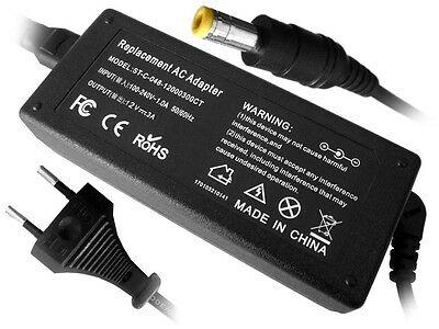 Netzteil Adapter Powercord für LCD/TFT Display PC Monitore 12V 3A  36W 5,5*2,5mm
