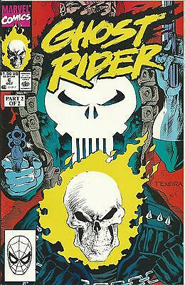 Ghost Rider #6 (2Nd Series)  (Marvel)  1990