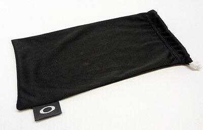 AUTHENTIC!!! OAKLEY  Sunglasses soft cleaning bag 190mm x 100mm/black/office