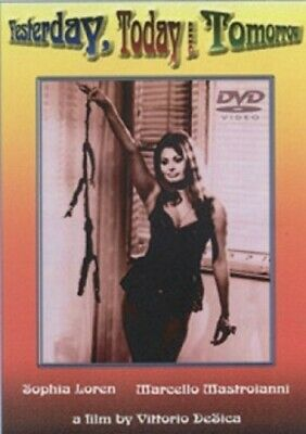 Yesterday, Today and Tomorrow (REGION 1 DVD New)