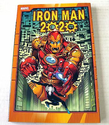 Iron Man 2020 Marvel Softcover New