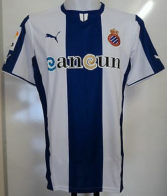 Espanyol Rcd 2013/14 Home & Third Shirt By Puma Size Xl Brand New With Tags