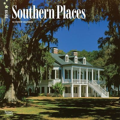 Southern Places Wall Calendar