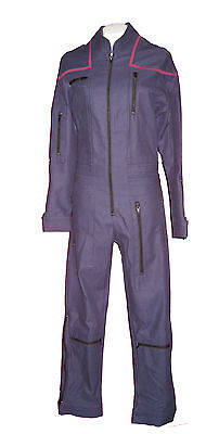 Uniform Overall STAR TREK Enterprise NX-01 L - rot - original Replica - top