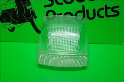 Px Rear Light Lense Clear Fits Px 125 E Disc (Needs Red Bulbs)