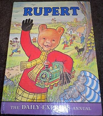 The Rupert The Bear ANNUAL 1976 Hardback