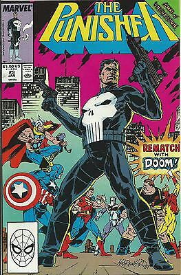Punisher #29 (Marvel)  1St Series 1987