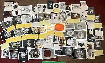 Harry L. Rinker Photograph Collection Signed Autographed Letters Antique Author