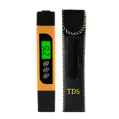 Portable TDS EC Meter Water Quality Purity Tester Digital PPM Pen Stick BI714