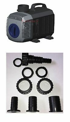 Jebao ME Pond Pump or Marine Fish Tank Water Filter Waterfall Low Wattage Eco