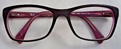 3861a43e1af RAY-BAN RB5298 5386 Brown   Pink Eyeglass Frames MSRP  175 Used ...