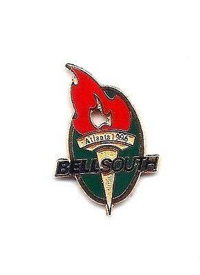 1996 - Atlanta Centennial Olympic Pin - Bell South