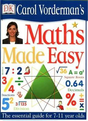 Maths Made Easy (Carol Vorderman's English Made Easy),Carol Vorderman