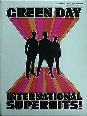 Green Day Songbook, 2001 - International Superhits!