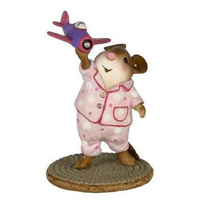 TAKING FLIGHT by Wee Forest Folk, WFF# M-596, New Pink (Girl) Color