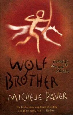 Wolf Brother: Book 1 (Chronicles of Ancient Darkness),Michelle Paver