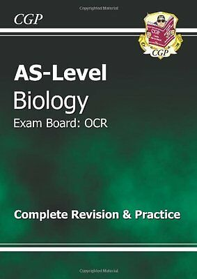 AS-Level Biology OCR Complete Revision & Practice (Revision Guide),Richard Pars