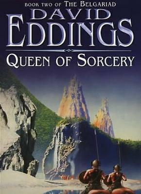 Queen Of Sorcery: Book Two Of The Belgariad (The Belgariad (TW)),David Eddings