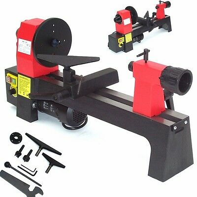 55461 Bench top Wood Turning Lathe 330mm  Variable Speed