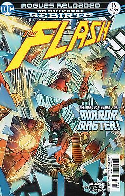 Flash #16 (NM)`17 Williamson/ Di Giandomenico