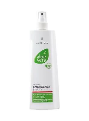 LR Aloe VIA Aloe Vera Schnelles Notfallspray Emergency Spray 400ml