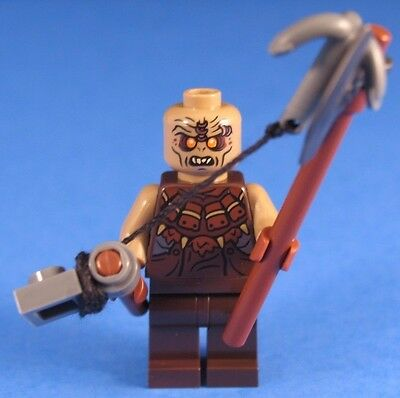 LEGO® LORD OF THE RINGS™ 10237 ORC with Grappling Hook Minifigure 100% LEGO