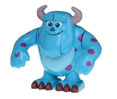 SULLEY , TAKARA TOMY Disney MOVIN MOVIN PIXAR M-09  MONSTERS ,INC WIND-UP TOY