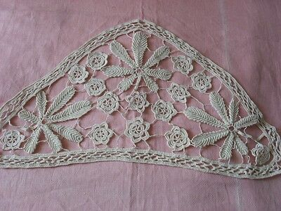 Beautiful Vintage Handmade Table Runner