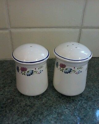 Bhs priory salt and pepper pots excellent Salt n pepper pots