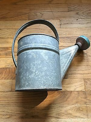 Vintage Galvanized #8 Watering Can