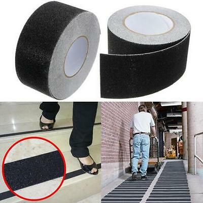 Anti Slip Non Skid Tape High Grip Self Adhesive Stripe Safety Flooring 25MM*1M