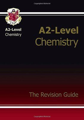 A2-Level Chemistry Complete Revision & Practice,CGP Books