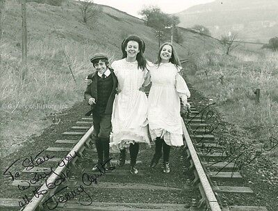 The Railway Children Movie Cast - Inscribed Photograph Signed With Co-Signers