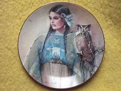 Franklin Mint PRINCESS OF WISDOM par Marie Buchfink. Limited édition*n°2a4170.