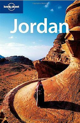 Jordan (Lonely Planet Country Guides),Jenny Walker