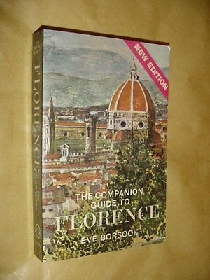 The Companion Guide to Florence (Companion Guides),Eve Borsook, Vincent Cronin