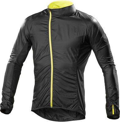 Mavic Cosmic Pro Bike Jacket Black X-Large