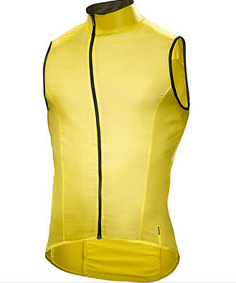 Mavic Cosmic Pro Bike Vest Yellow