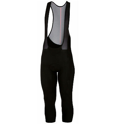 Castelli Velocissimo 3 Thermal Bike Bib Knickers Black 2018