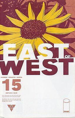 East Of West #15 (NM)`14 Hickman/ Dragotta