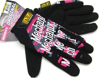 MECHANIX WEAR Small S Camo Women's ORIGINAL Multipurpose Work Gloves! MG-72-510