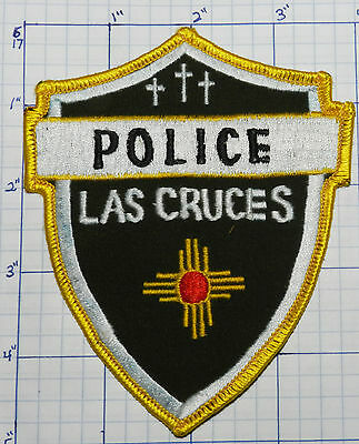 New Mexico, Las Cruces Police Brown Patch