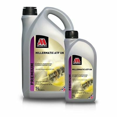 Millers Oils Millermatic ATF UN Power Steering And Automatic Transmission Fluid
