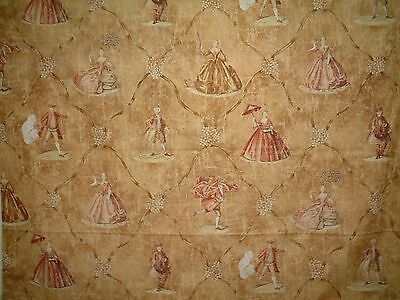 Elizabeth Benefield Fabric Magdelana - Quirky