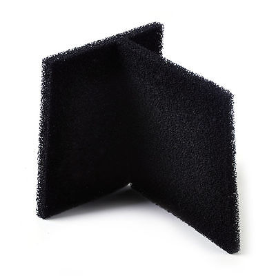 25/10/5pairs Activated Carbon Foam Sponge Air Impregnated Sheet Filter Pad