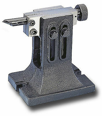 Accura/vertex Ts-1 Tail Stock For 4-6 Inch Rotary Table